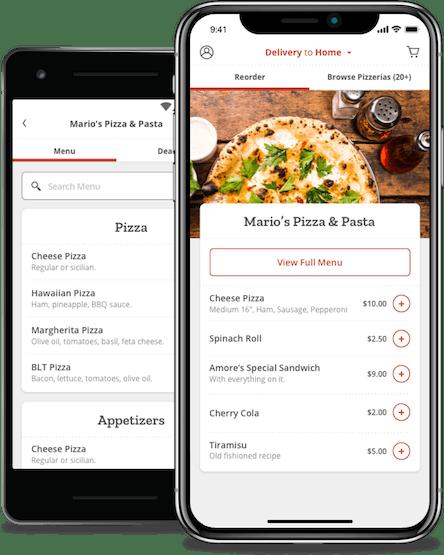 Screen Shot of Slice App